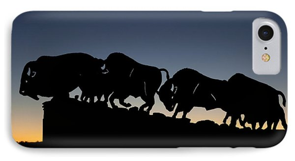 IPhone Case featuring the photograph Blue Hour 16x20 by Melany Sarafis
