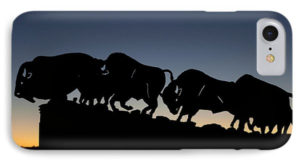 IPhone Case featuring the photograph Blue Hour 24x20  by Melany Sarafis