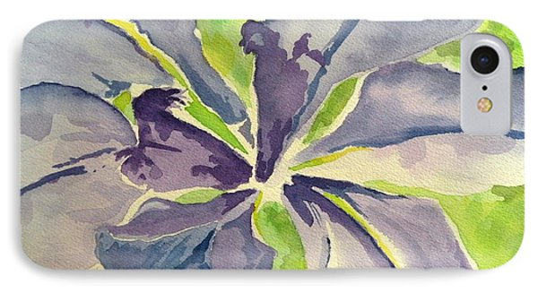 Blue Iris IPhone Case by Holly York