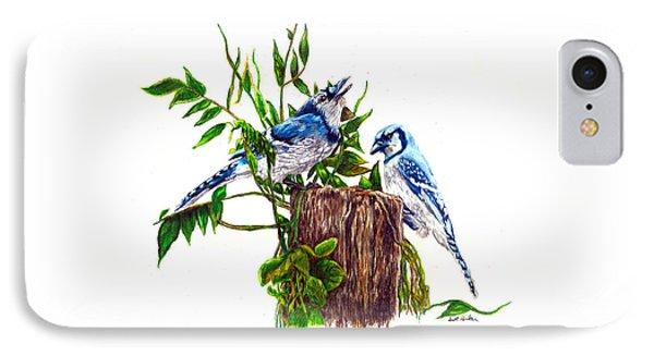 Blue Jays IPhone Case