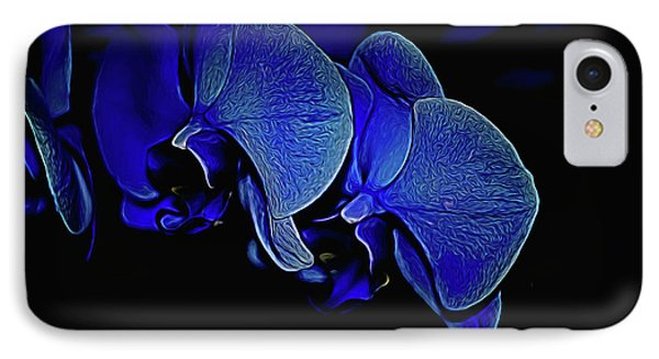 Blue Light IPhone Case