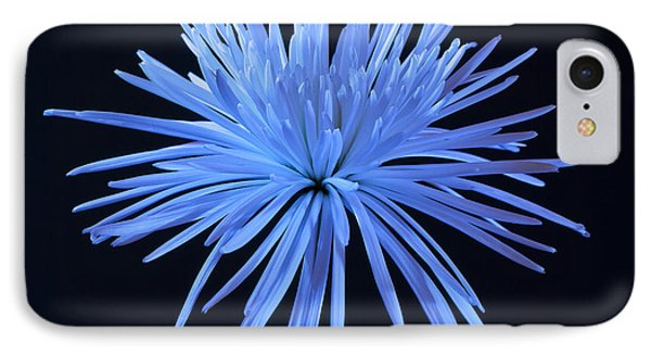 Blue Mum IPhone Case by Jon Glaser