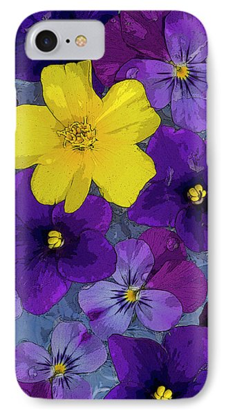 Blue Pond Phone Case by JQ Licensing