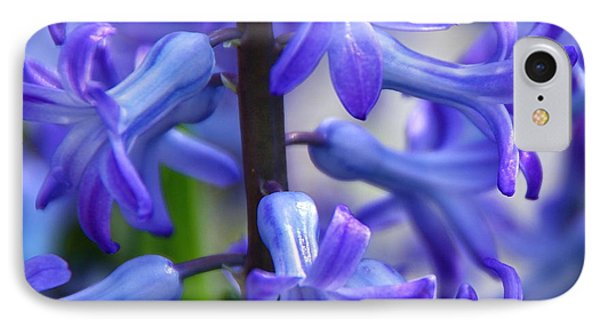 IPhone Case featuring the photograph Blue Rhapsody by Byron Varvarigos