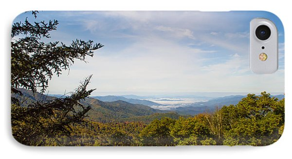 Blue Ridge Mountains - A IPhone Case by James Fowler