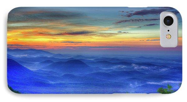 IPhone Case featuring the photograph Blue Ridges Pretty Place Chapel Wedding Venue Art  by Reid Callaway