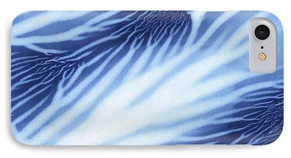 Blue Sea Serenity Square IPhone Case by Amy Vangsgard