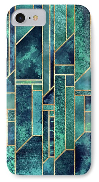 Blue Skies IPhone 7 Case by Elisabeth Fredriksson
