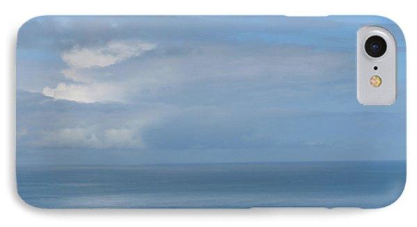 Blue Skies IPhone Case by JoAnn Lense