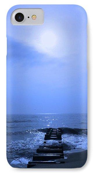 Blue Sunrise IPhone Case