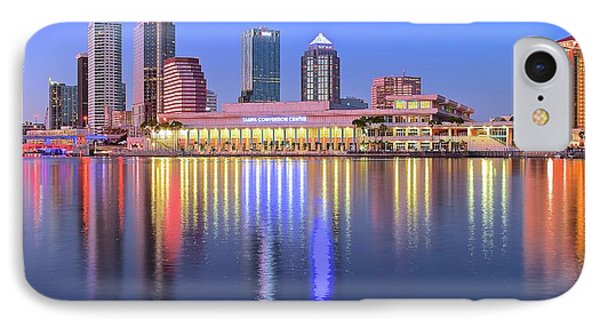 Blue Tampa Bay IPhone Case