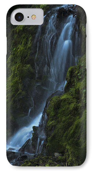 Blue Waterfall IPhone 7 Case