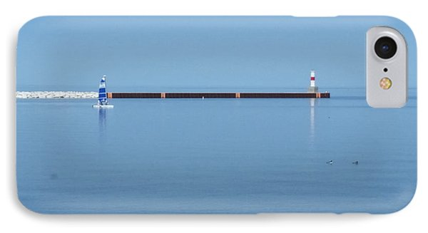 Blue Waters IPhone Case by Wendy Shoults