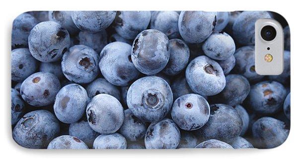 Blueberries IPhone 7 Case