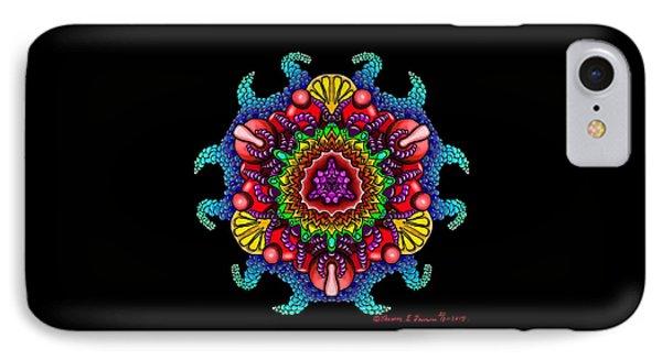 Blueberryflower IPhone Case