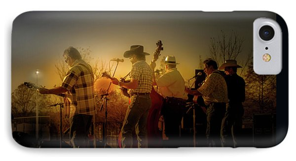 Bluegrass Evening - Backstage IPhone Case by Robert Frederick