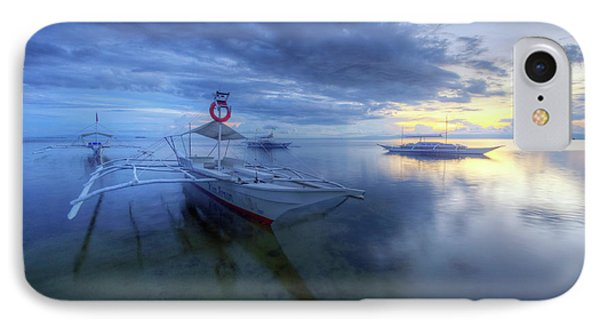 Bluer Than Blue 2.0 IPhone Case by Yhun Suarez