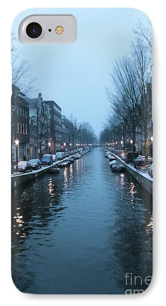 Blues In Amsterdam IPhone Case