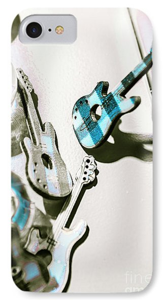 Blues Jam Session IPhone Case by Jorgo Photography - Wall Art Gallery