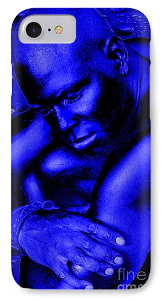 Blues IPhone Case by Tbone Oliver