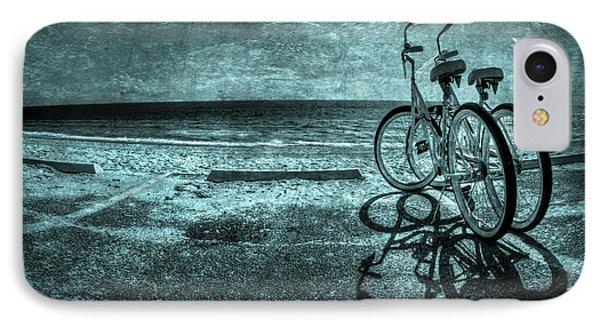 Shore iPhone 7 Case - Bluescape by Evelina Kremsdorf