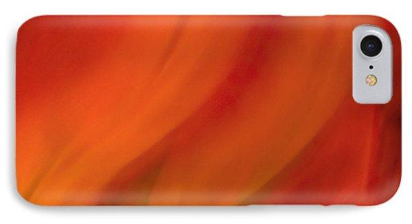 Blur De Lis IPhone Case by Neil Shapiro