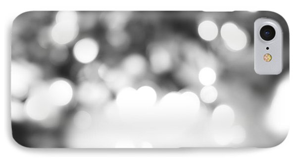 Blurry Abstract IPhone Case by Les Cunliffe