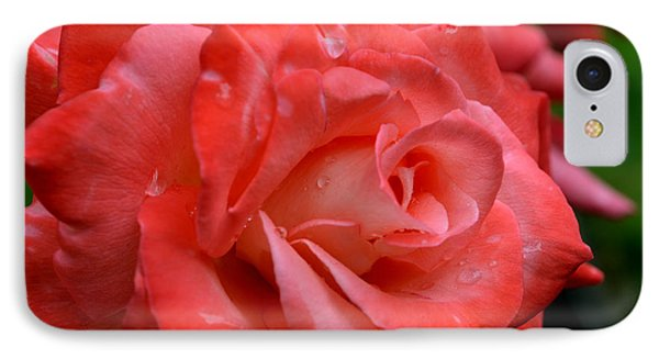Blush After The Rain IPhone Case