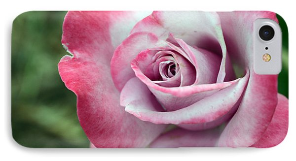 Blushing IPhone Case by Wanda Brandon