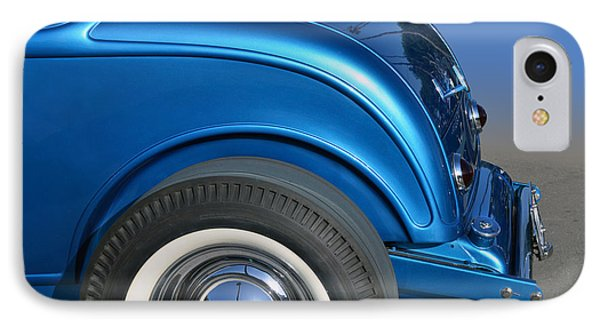 Blutail Coupe IPhone Case by Bill Dutting