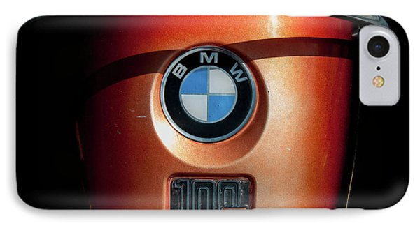 IPhone Case featuring the photograph Bmw 100 S by Britt Runyon