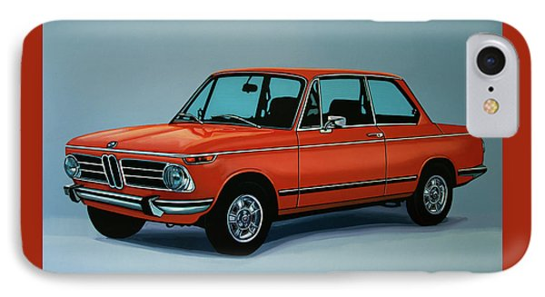 Bmw 2002 1968 Painting IPhone 7 Case
