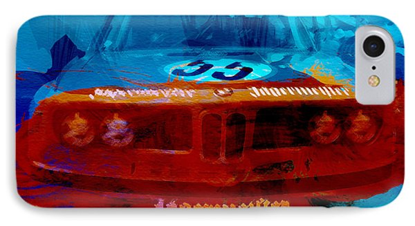 Bmw Jagermeister IPhone Case by Naxart Studio