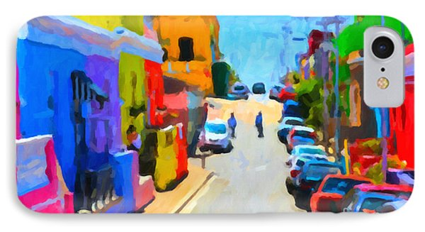Bo-kaap IPhone Case by Chris Armytage