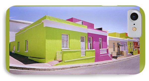Bo Kaap Color IPhone Case by Shaun Higson