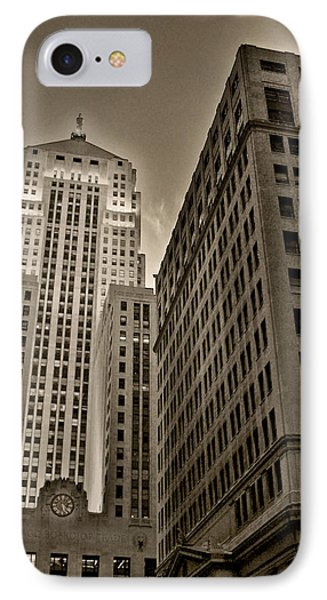Board Of Trade IPhone Case by Anthony Citro