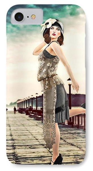 Boardwalk 1920 IPhone Case