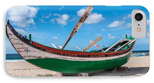 Boat Ashore IPhone Case