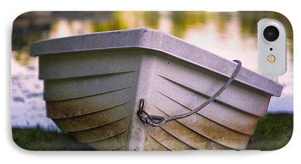 Boat On Land IPhone Case