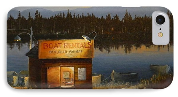 Boat Rentals IPhone Case