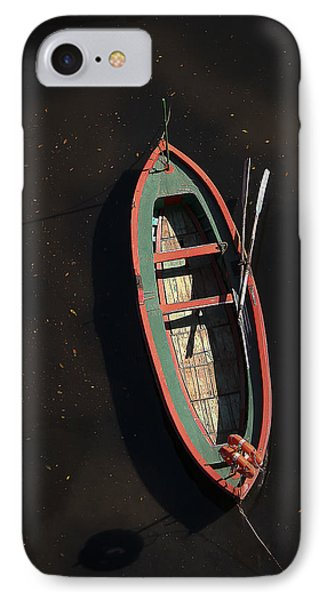 Boat IPhone Case by Silvia Bruno
