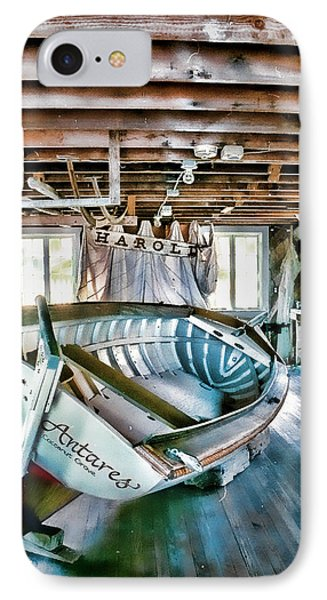 Boathouse Phone Case by Heather Applegate