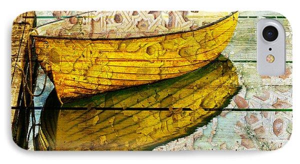 Boatiful IPhone Case by Ruta Naujokiene