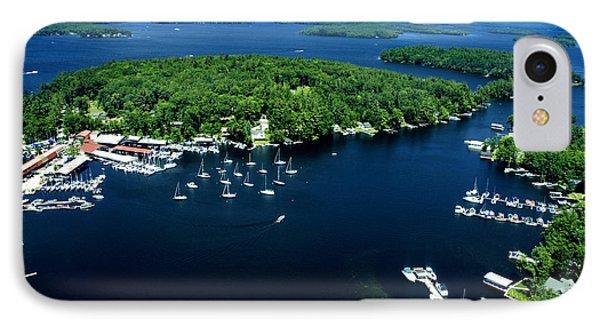 Boating Season IPhone Case