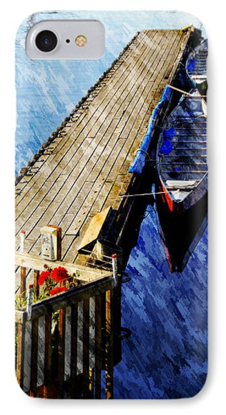 IPhone Case featuring the photograph Boats At Rest by Bill Howard