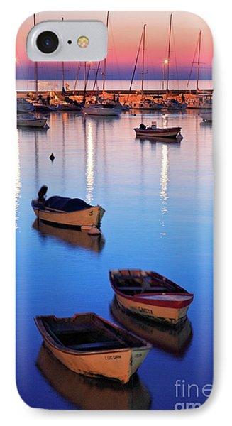 IPhone Case featuring the photograph Boats by Bernardo Galmarini