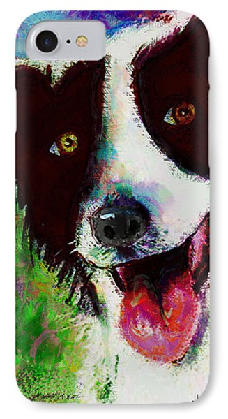 Bob Phone Case by Arline Wagner