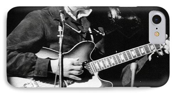 Bob Dylan (1941- ) Phone Case by Granger