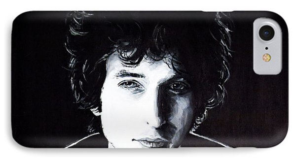 Bob Dylan - Like A Rolling Stone IPhone Case