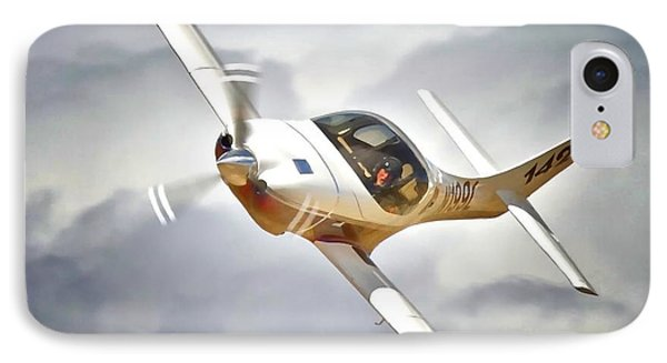 Bob Jeffrey And Lancair Race 142 I Dream Of Jeannie IPhone Case